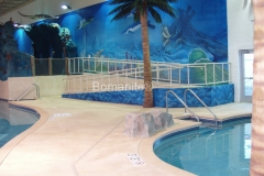 Bomanite Imprint Systems with Bomanite-Patterned Imprinted Concrete